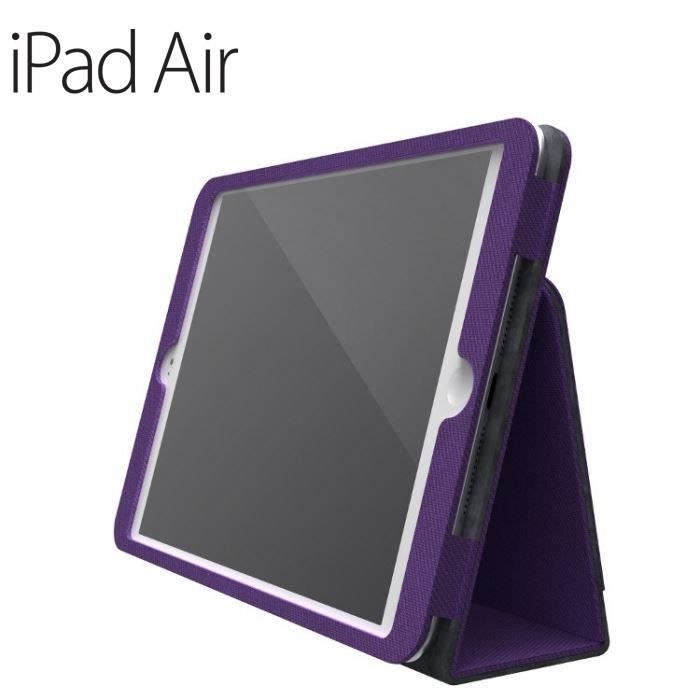 kensington tui souple comercio violet ipad air k97014ww prix pas cher soldes cdiscount. Black Bedroom Furniture Sets. Home Design Ideas