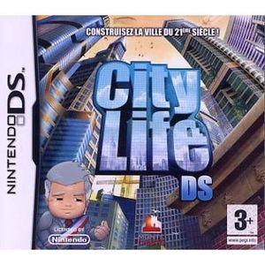 JEU DS - DSI CITY LIFE / JEU POUR CONSOLE NINTENDO DS