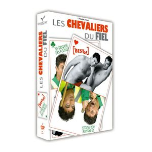 dvd les chevaliers du fiel best of achat vente dvd les. Black Bedroom Furniture Sets. Home Design Ideas