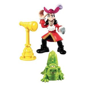 FISHER-PRICE Friends Pack figurine Hook et Croc