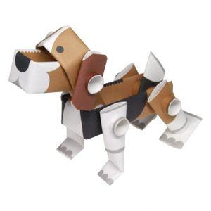 JEU DE COLORIAGE - DESSIN - POCHOIR Jeu De Coloriage animaux chiens Beagle (emballage