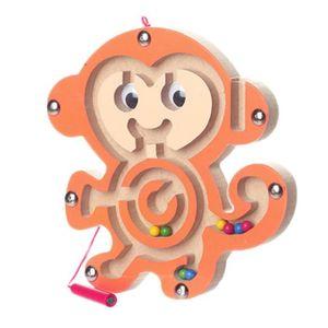 JEU D'APPRENTISSAGE JEU D'APPRENTISSAGE Enfants Magnetic Maze Jouets e