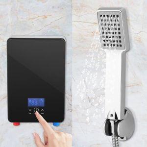 CHAUFFE-EAU Chauffe eau électrique instantané 220V 6500W pour