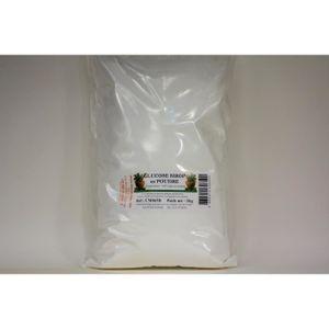 SUCRE - FAUX SUCRE Glucose poudre sachet de 1 Kilogramme