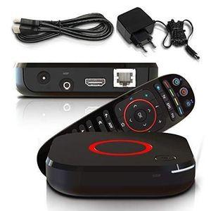 RÉCEPTEUR - DÉCODEUR   MAG 324 H.256 Kit pour boîtier décodeur IPTV avec