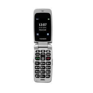 Téléphone portable Téléphone Portable Thomson Serea 62 Noir