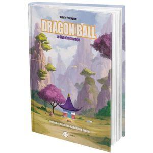 AUTRES LIVRES Livre Dragon Ball: Le livre hommage