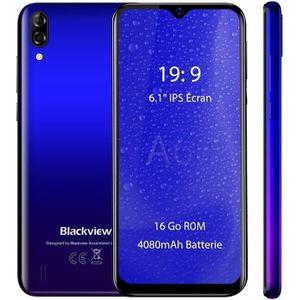 SMARTPHONE Smartphone BLACKVIEW A60 6.1 pouces 3Go + 16Go Tél