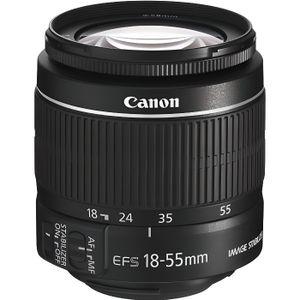 OBJECTIF CANON 5121B005 Objectif reflex - EF-S 18-55mm f/3,