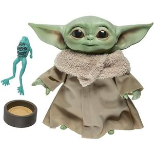 FIGURINE - PERSONNAGE Star Wars The Mandalorian - Figurine Peluche Elect