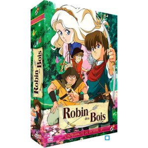 DVD DESSIN ANIMÉ Robin des Bois - Intégrale de la série TV (Coffret