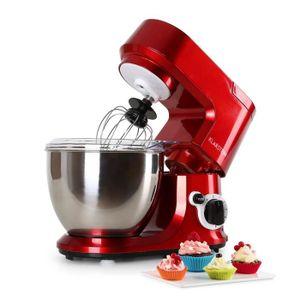 ROBOT DE CUISINE Klarstein Carina Rossa| Robot de cuisine 800W | ro