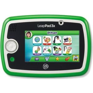 JEU CONSOLE EDUCATIVE LEAPFROG Tablette Tactile LeapPad 3x Verte
