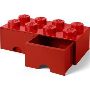 BOITE DE RANGEMENT LEGO 40061730 Boîte bac Brique de rangement empila