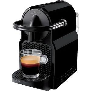 MACHINE À CAFÉ Machine à Café Nespresso Inissia Noir + 16 capsule