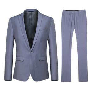 Costume homme mariage - Achat   Vente Costume homme mariage pas cher ... 9d568f61245f