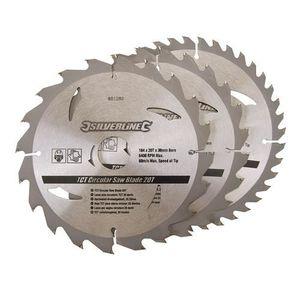 Scie circulaire Chopsaw Blade pour Aluminium 216 mm 30 mm alésage 48 dents tungstène conseils