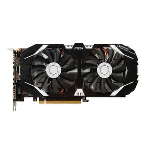 CARTE GRAPHIQUE INTERNE Carte graphique MSI GTX 1060 3GT OC