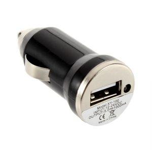 PRISE ALLUME-CIGARE Chargeur de voiture USB de recharge Adaptateur