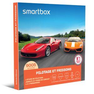 COFFRET SPORT - LOISIRS Coffret Cadeau - Pilotage et frissons - Smartbox
