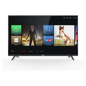 Téléviseur LED TCL 43DP600 TV LED 4K UHD 108cm Smart TV