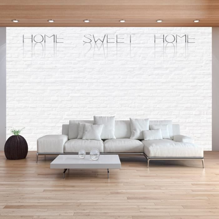 Papier peint - Home, sweet home - wall 400x280