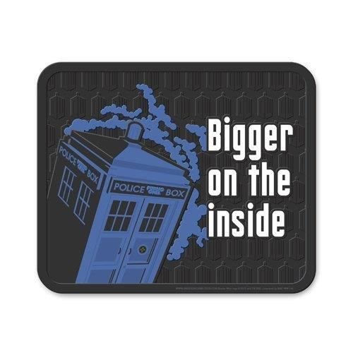 Tardis Bigger On The Inside Rubber Mat By Underground Toys A6VAC