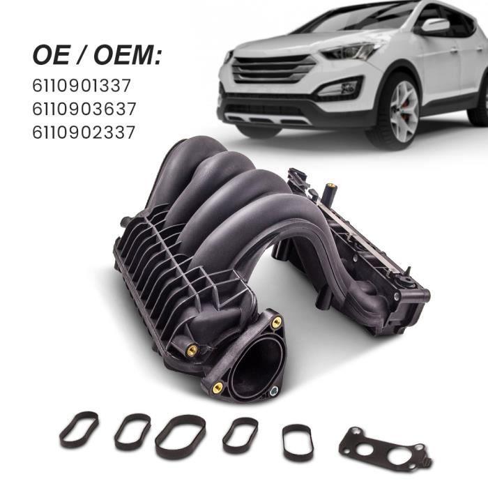 COLLECTEUR D'ADMISSION Pour Mercedes-Benz Clase C 220CDI,200CDI W203 - A6110903637