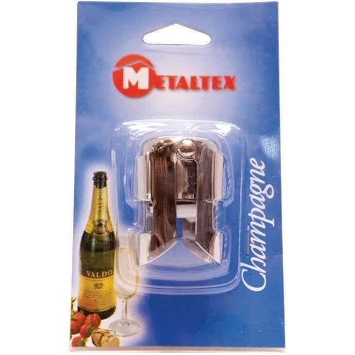 Bouchons de champagne en plastique