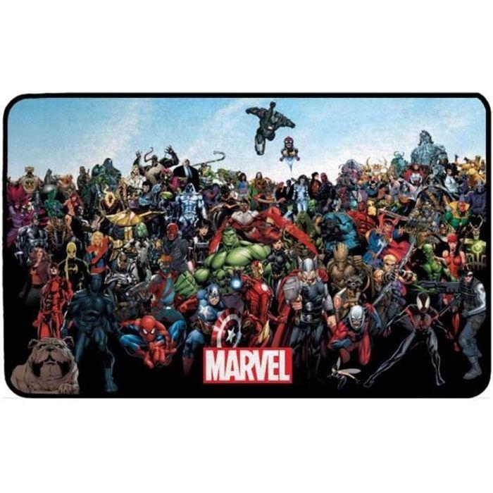 Tapis de sol Avengers Marvel - Avengers Assemble