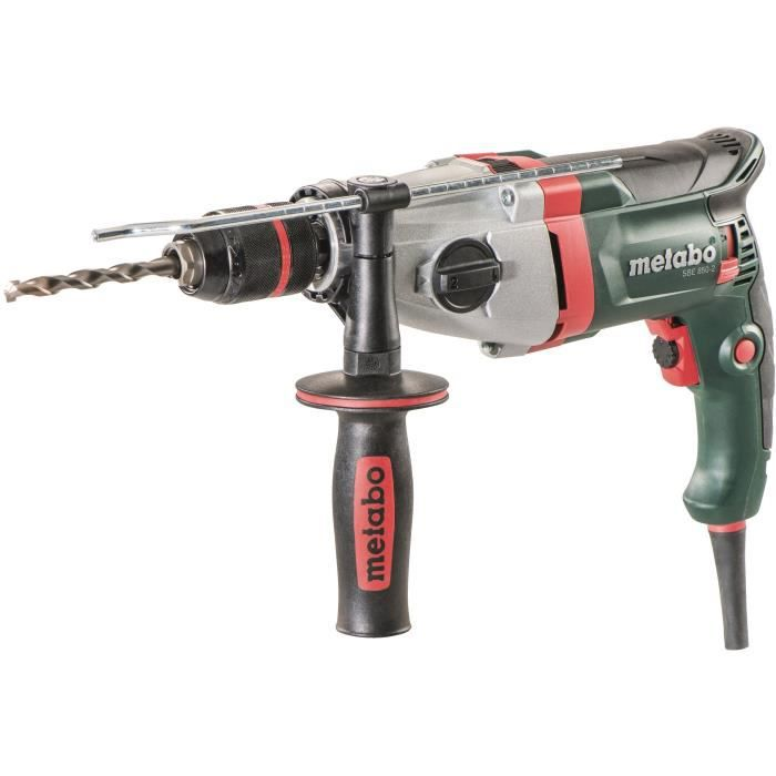METABO Perceuse à percussion SBE 850-2 - 850 W
