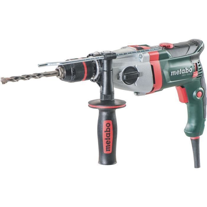 METABO Perceuse à percussion SBEV 1000-2 - 1 010 W