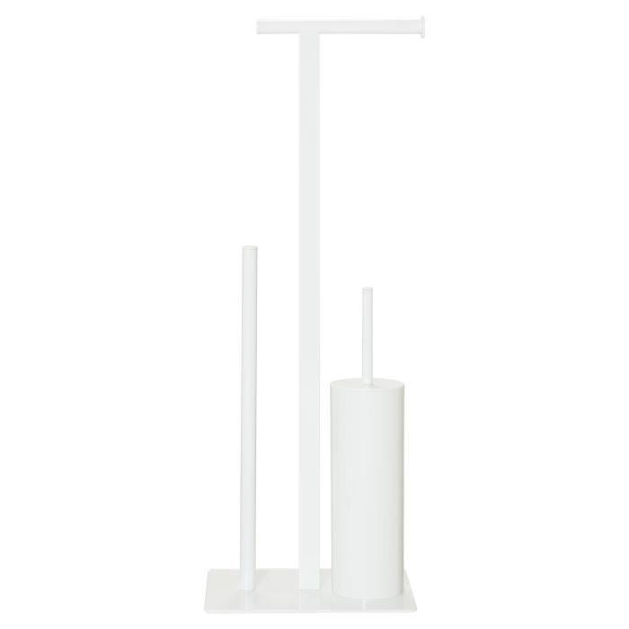 Sealskin Square Serviteur WC Blanc