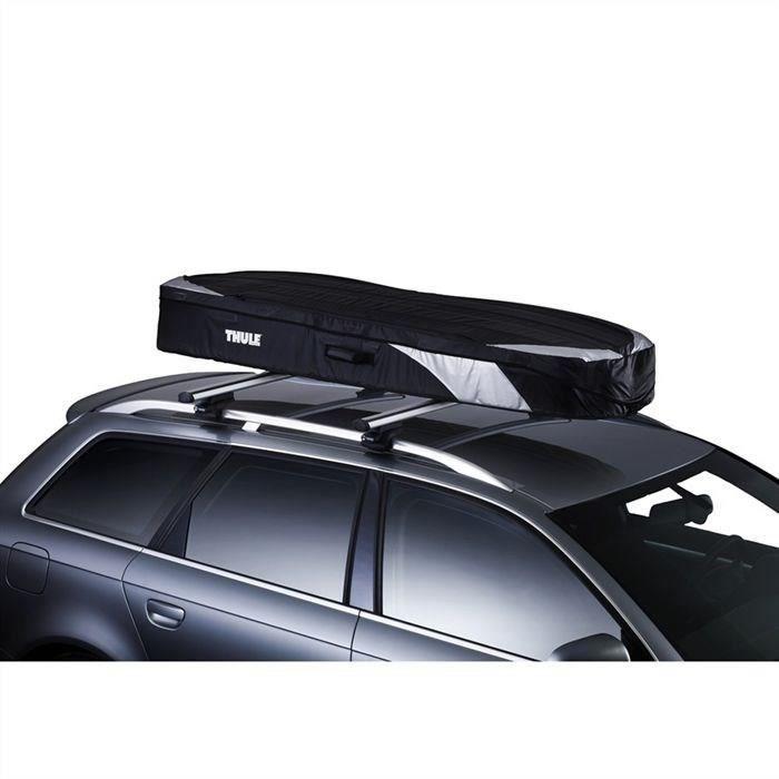 Thule Coffre de toit Ranger 500 noir et gris