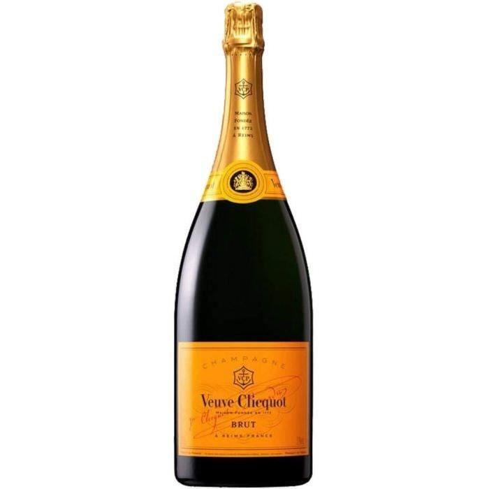 Champagne Veuve Clicquot Carte Jaune - Magnum 1,5 L