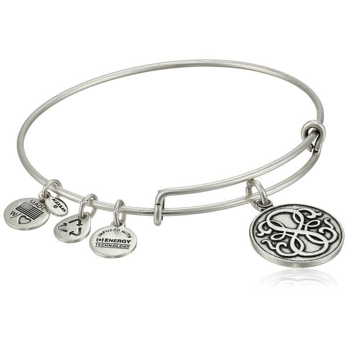 Alex And Ani Bangle Bar Path Of Life Rafaelian Expandable Bracelet HH7VU