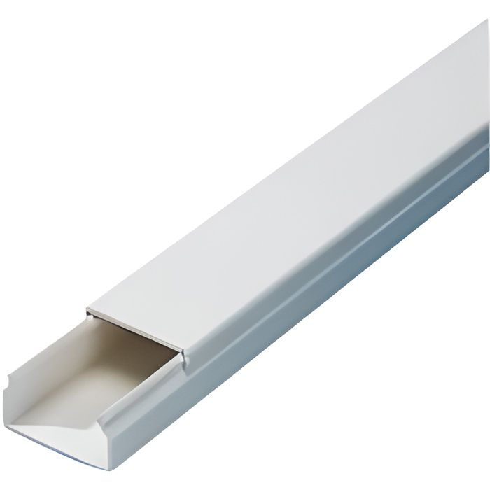 Goulotte Cable 30x30 Mm 2 M Blanc Achat Vente Goulotte Cache Fil Goulotte Cable 30x30 Mm 2 M Cdiscount