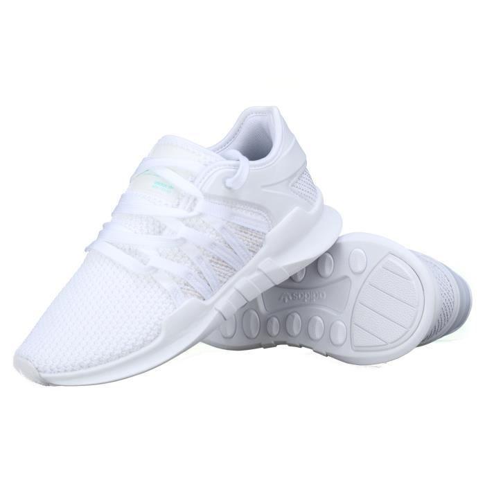 Basket Adidas Eqt Racing Adv W By9796 Blanc ADIDAS Achat