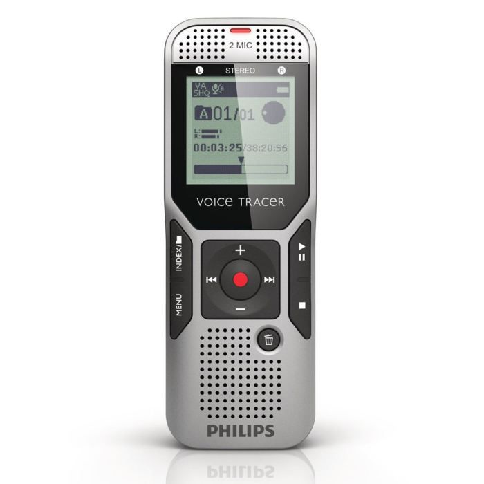 philips dvt 1500 dictaphone num rique dictaphone. Black Bedroom Furniture Sets. Home Design Ideas