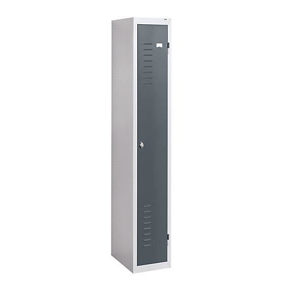 quipo vestiaire m tallique verrouillage par cadenas 1 compartiment largeur 300 mm l ment de. Black Bedroom Furniture Sets. Home Design Ideas