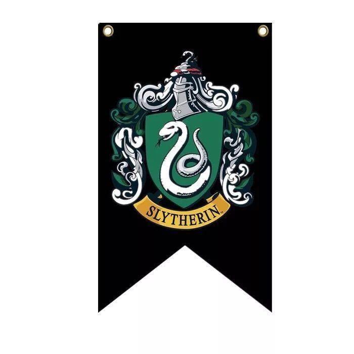 Harry Potter Ensemble De Banniere Drapeau Decoratif Gryffondor