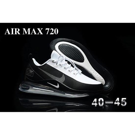 air max 720 noir et blanc