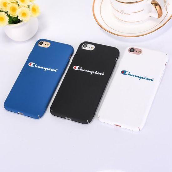 Coque iPhone 6-6S,Champion Blanc Antichoc Premium Coque Compatible ...