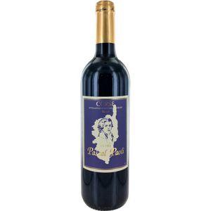 VIN ROUGE Pascal Paoli 2014 Corse - Vin rouge de Corse