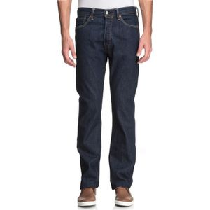 JEANS LEVI'S Jean 501 Straight Homme Regular
