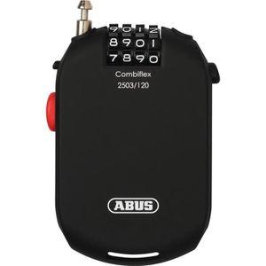 ANTIVOL ABUS Câble-antivol vélo Combiflex 2503 - Combinais
