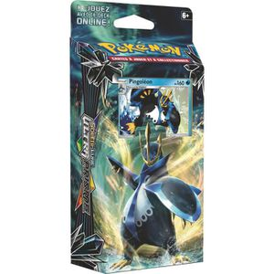 CARTE A COLLECTIONNER POKEMON Soleil et Lune 5 - Ultra Prisme - Starter