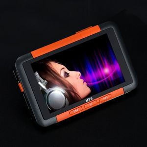 LECTEUR MP3 8 Go Slim MP3 MP4 MP5 lecteur de musique avec 4,3