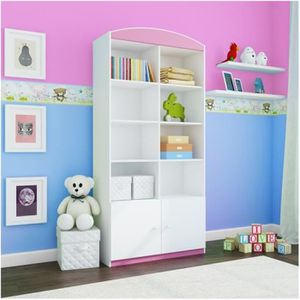 etagere enfant rose achat vente etagere enfant rose pas cher black friday le 24 11 cdiscount. Black Bedroom Furniture Sets. Home Design Ideas