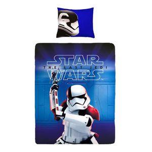 Disney Couette Imprim/ée Star Wars Commando Polyester 200x140 cm Gris